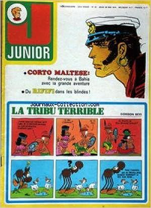 Téléchargement gratuit du livre audio pour iphone JUNIOR [No 22] du 30/05/1974 - CORTO MALTESE - GORDON BESS. PDF ePub