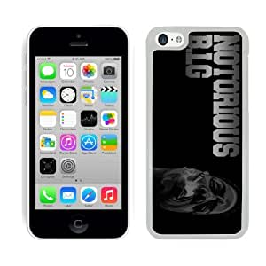 Notorious Big Biggie Case Fits Iphone 5c Cover Hard Protective Skin 6 for Apple I Phone 5 C Mobile