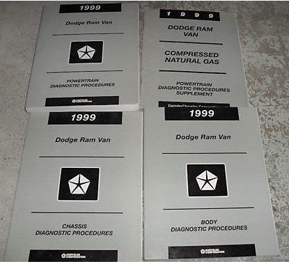 1999 dodge ram service manual - 7