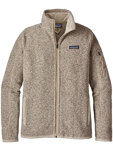 Patagonia W's Better Sweater Jkt Chaqueta, Mujer pelican