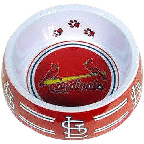 Sporty K9 St. Louis Cardinals Dog Bowl, Large, My Pet Supplies