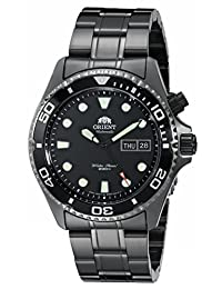 Orient Mens EM65007B Automatic Diver Watch