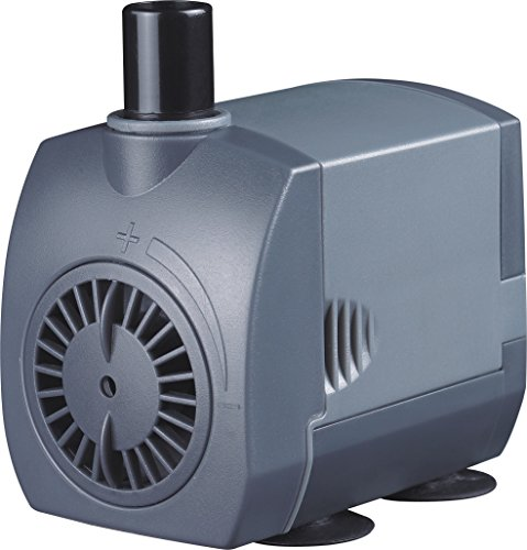 Half Off Ponds MP250 250 GPH Small Indoor and Outdoor Fountain Pump by Minnow