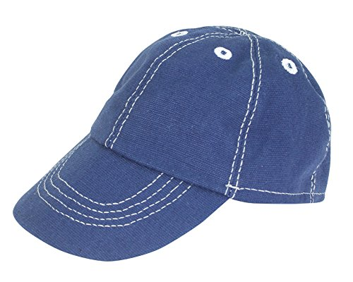 18 Inch Boy Doll Hat by Sophia's | Blue Baseball Cap for - 18 Baseball Inch