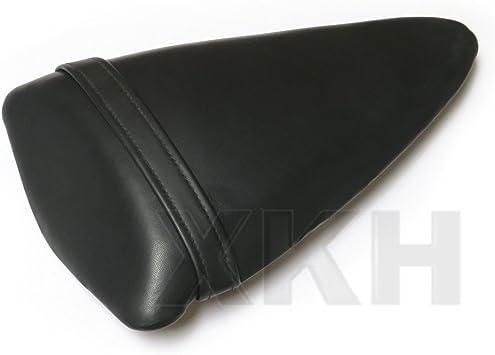 XKH Group BLACK PASSENGER BACK REAR SEAT PILLION FOR 2004-2005 KAWASAKI NINJA ZX10R