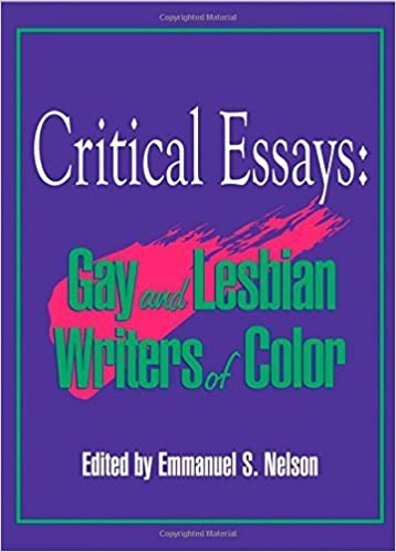 Color critical essay gay homosexuality homosexuality lesbian research research writer