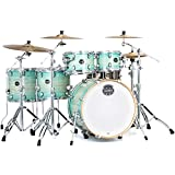 Mapex Armory Series Exotic Studioease Shell Pack with Fast Toms Ultramarine Gloss