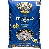 Precious Cat Ultra Premium Clumping Cat Litter, 80 Lb Jumbo Size