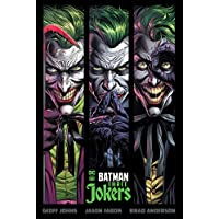Deals on Batman: Three Jokers Hardcover