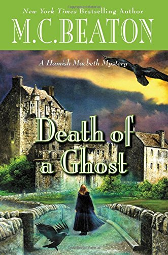 Death of a Ghost (A Hamish Macbeth (St Louis 2017 Halloween)