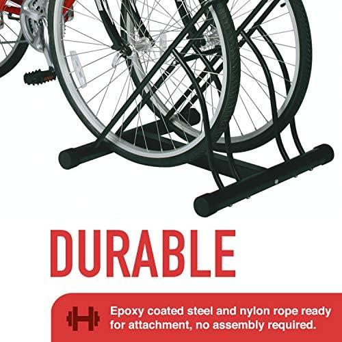 two-bicycle床スタンド