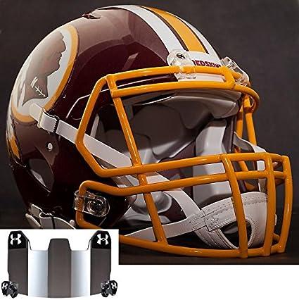 Amazon.com   Riddell Speed Washington Redskins NFL Authentic ... 8872df08f