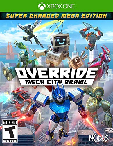 Override: Mech City Brawl - Super Charged Mega Edition - Xbox One (Mech Games)