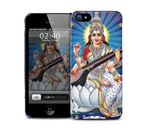 Saraswati River blue iPhone 5 / 5S protective case