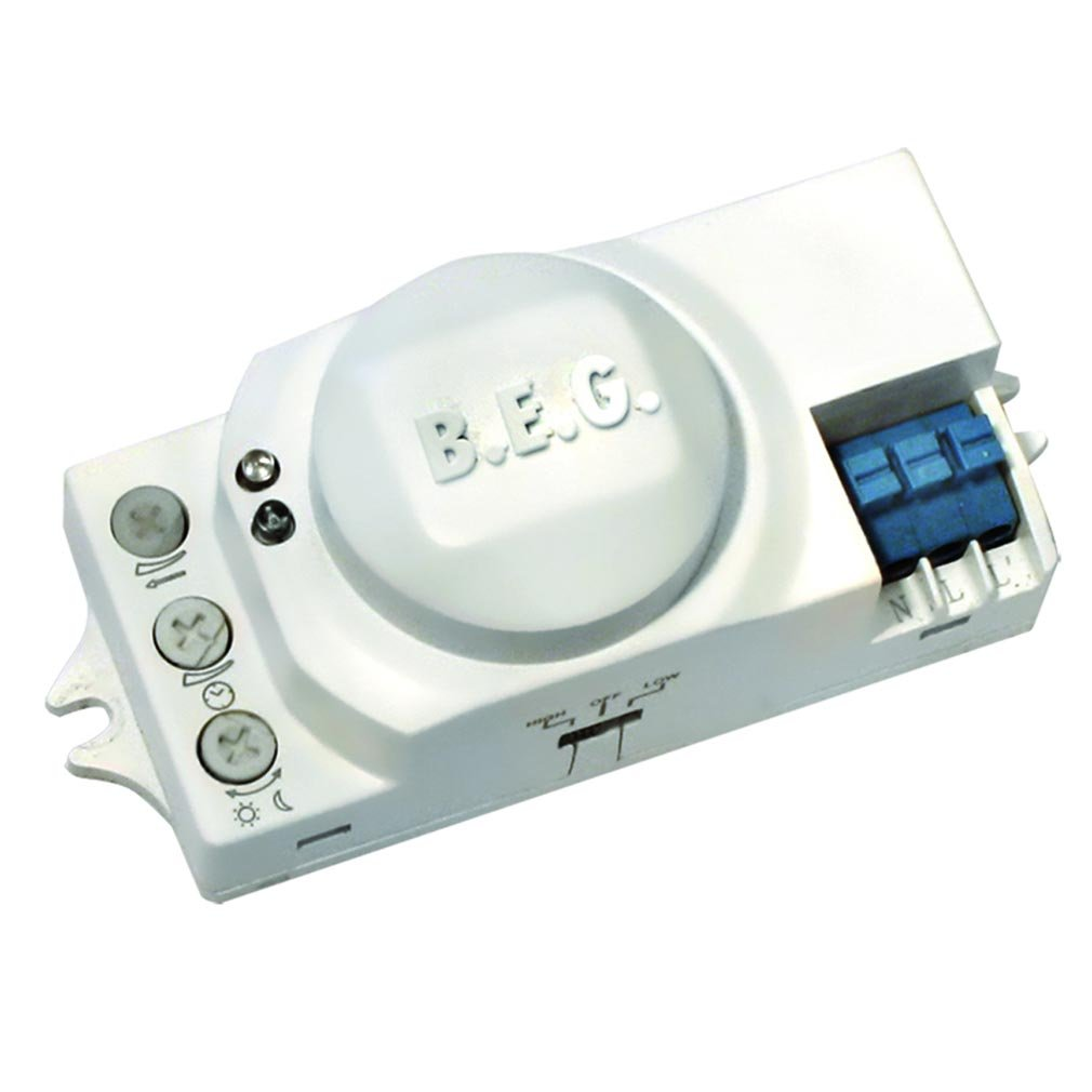 Beg det.mov/pres-i.crep - Detector movimiento hf-md1 esl alta frecuencia para techo blanco: Amazon.es: Bricolaje y herramientas
