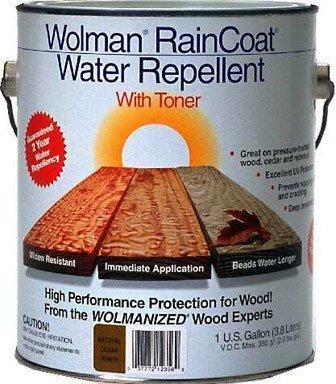 RUST-OLEUM 12356 Voc Cedar Wood Preservative