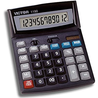victor-1190-standard-function-calculator