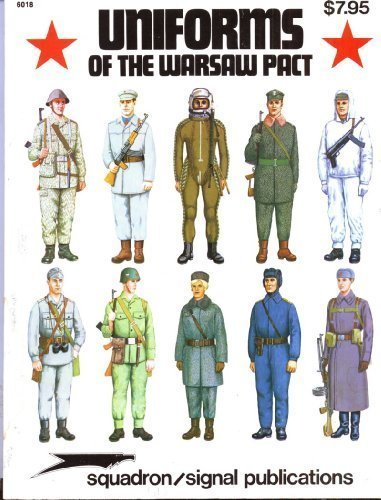 (Army, Navy and Air Force Uniforms of the Warsaw)