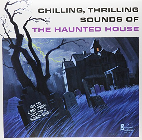 Chilling, Thrilling Sounds Of The Haunted House [LP]]()