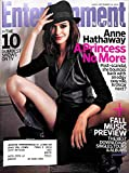Entertainment Weekly September 26 2008 Anne Hathaway A Princess No More (#1013)