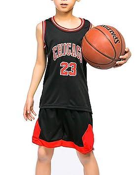 Hanbao Ninos Ropa de Baloncesto NBA Michael Jordan # 23 Chicago ...