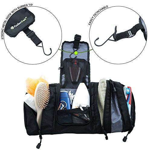 FLASH PURCHASE Premium Travel Kit: Hanging Toiletry Bag, Dopp Kit / Unisex... - 51MjEJsoo1L
