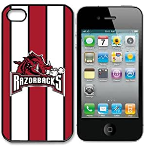 NCAA Arkansas Razorbacks Iphone 5 Case Cover