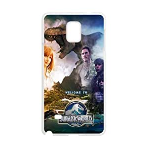 Samsung Galaxy Note 4 Jurassic World pattern design Phone Case HJW1197049