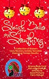 Kindle Store : Sleigh Bells and Sleuthing: A Collection of 16 Cozy Mystery Novellas Featuring Female Sleuths