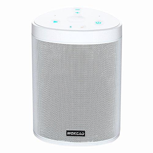 Bluetooth Speakers Wireless V4.0 with True 360 Surround Sound,Strong 30W Bass,MOKCAO SoundBoom...