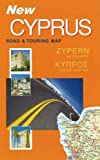 Cyprus Road and Touring Map