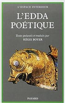 L'Edda poétique par Boyer