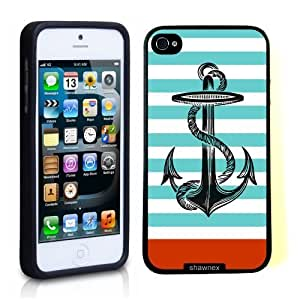 Case For Iphone 6 Plus 5.5 Inch Cover Thinshell Case Protective Case For Iphone 6 Plus 5.5 Inch Cover Anchor Solid Stripes