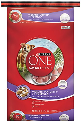 Purina ONE SmartBlend Vibrant Maturity product image