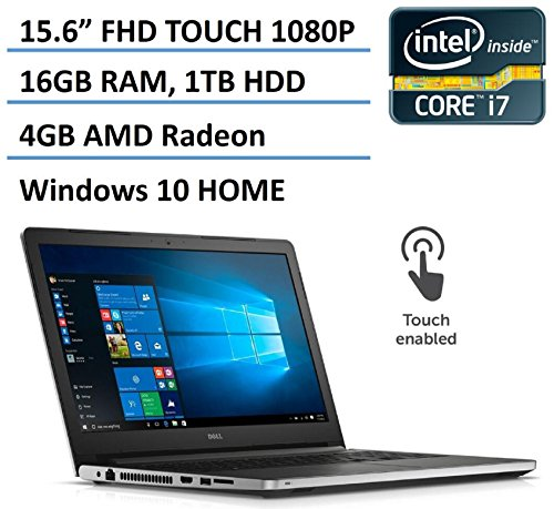 Dell-Inspiron-15-5000-Series-I5559-156-Inch-Full-HD-Display-Touchscreen-Laptop-Intel-Core-i7-6500U-25GHz-16GB-RAM-1TB-HDD-4GB-AMD-Radeon-R5-M335-Graphics-Windows-10