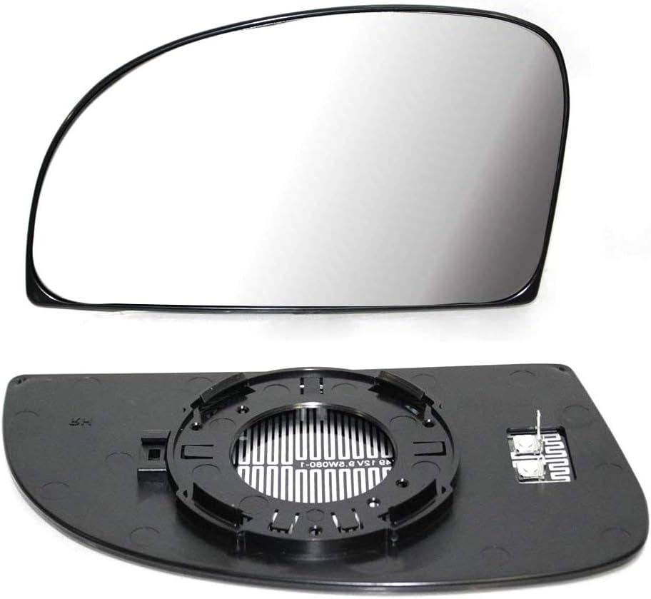 Au/ßenspiegel Spiegelglas Spiegel Glas Ersatzglas Beheizbar Heizung Links Kompatibel mit Getz 2002-2005 OEM 876111C400