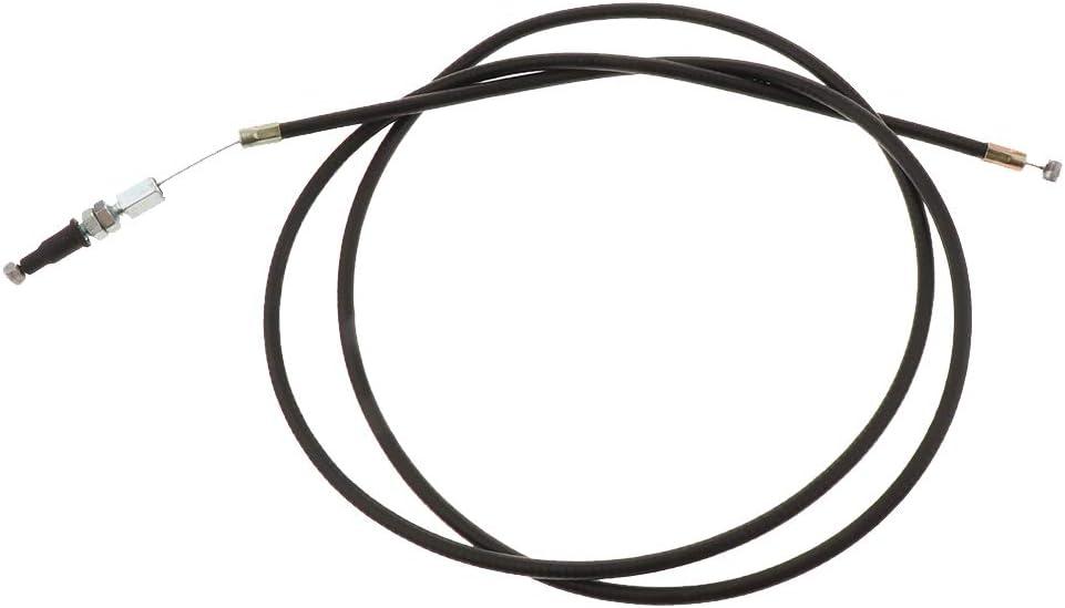 FLAMEER C/âble dAcc/él/érateur de Rechange M/étal pour Tondeuse /à Gazon//Honda Gxv160 Hrj216 Hrj196 51.2inch