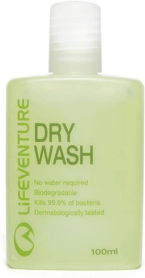Lifeventure Dry Wash Gel-100ml, Unisex-Adult, 0, 100ml: Amazon.es ...