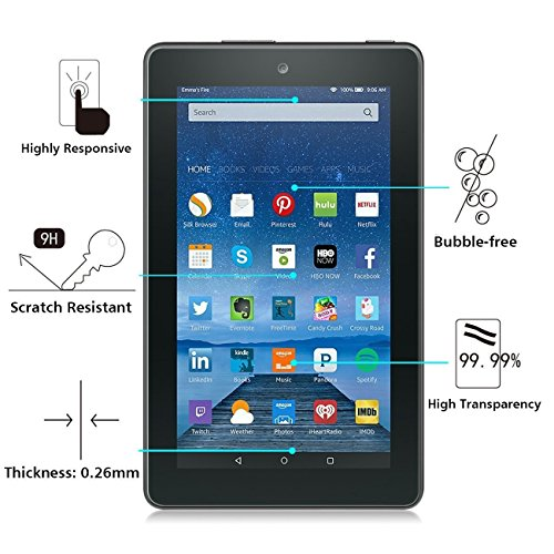 Buy 7inch tablet screen protector