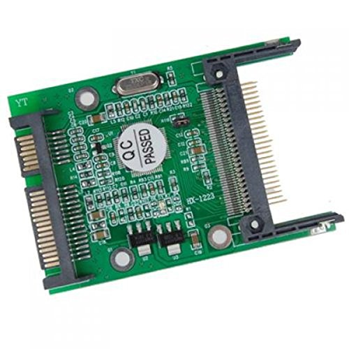 Access Router Serial (SODIAL(R) Compact Flash CF to Serial ATA SATA Adapter Converter)