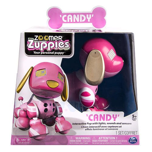 Zoomer Zuppies Interactive Puppy Candy