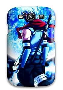 lintao diy Snap-on Naruto Shippuden Case Cover Skin Compatible With Galaxy S3