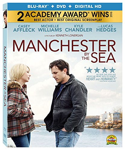 Blu-ray : Manchester by the Sea (Blu-ray)