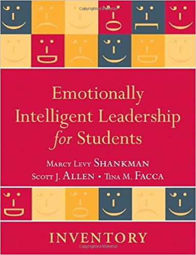 Emotionally Intelligent Leadership For Students Inventory Marcy