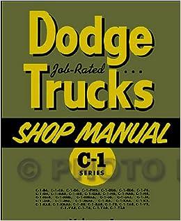 1955 dodge pickup wiring diagram