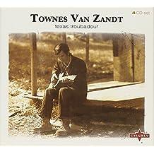 VAN ZANDT,TOWNES - TEXAS TROUBADOUR