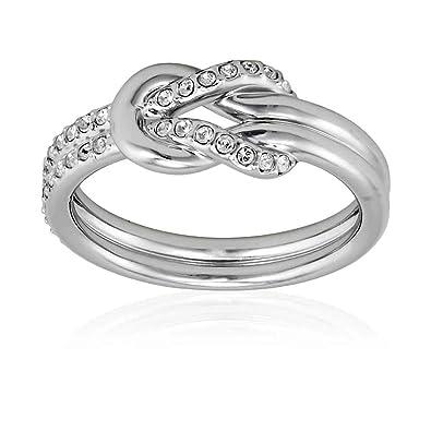 57536549e47f1 Amazon.com: SWAROVSKI Voile Ring - Size 7: Jewelry