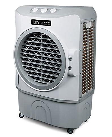 Luma Comfort EC220W High Power 1650 CFM Evaporative Cooler with 650 Square Foot Cooling (Evaporative Cooler Portable)