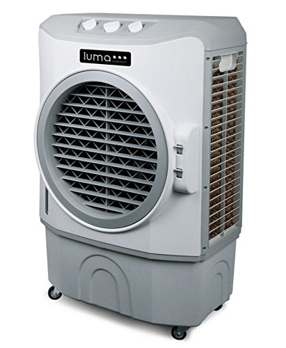 Luma Comfort EC220W High Power 1650 CFM Evaporative Cooler with 650 Square Foot Cooling ()
