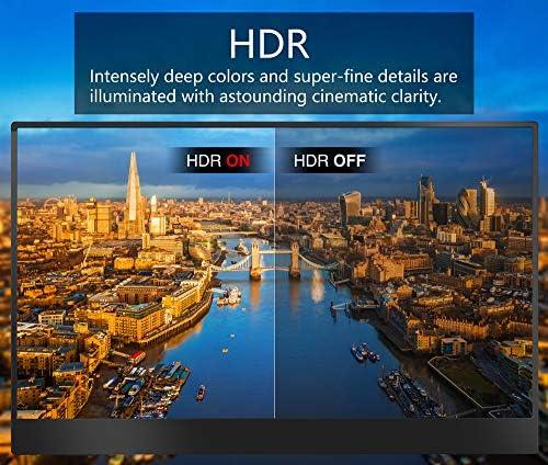 Portable Monitor – Cocopar Portable Display with HDMI Port (Black) 51MjMborWyL
